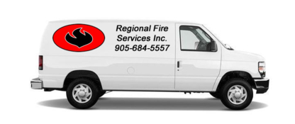 Regional Fire Services Inc - Fire Protection Service