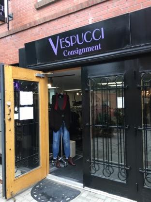Vespucci Consignment - Boutiques de vente en consignation - 780-451-1562