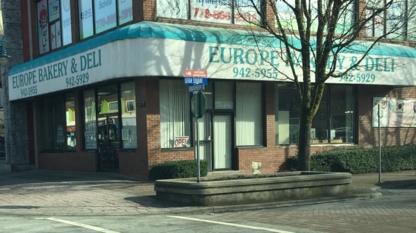 Europe Old Fashion Bakery & Deli - Boulangeries - 604-942-5955