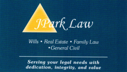 JPark Law - Lawyers - 905-361-9987