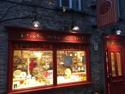 Boutique Pot-En-Ciel - Boutiques de cadeaux - 418-692-1743