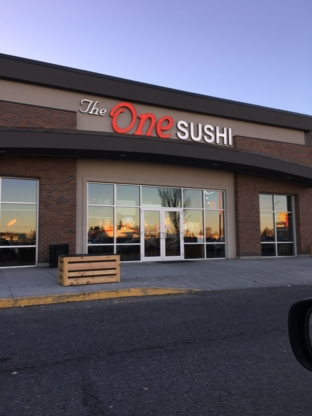 The One Sushi Inc - Sushi & Japanese Restaurants - 587-470-5275