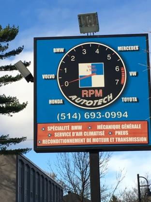 R P M Autotech Inc - Auto Repair Garages