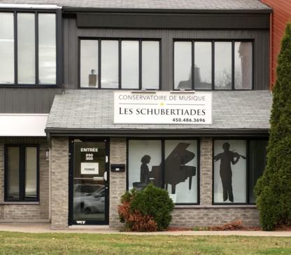 Conservatoire de Musique Schubertiades - Écoles et cours de musique