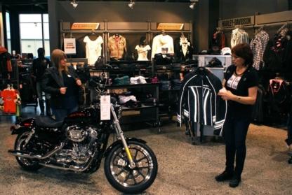 View Barnes Harley Davidson of Victoria's Esquimalt profile