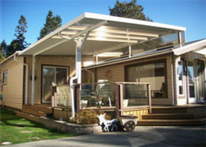 EconoWise Sunrooms & Patio Covers - Decks - 604-593-7496