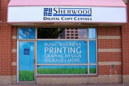Sherwood Digital Copy & Print - Copying & Duplicating Service - 905-890-4611
