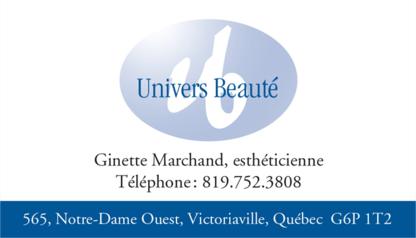 View Univers Beauté Enr's Victoriaville profile