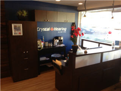 Crystal Hearing Centre - Audiologists - 604-744-3277