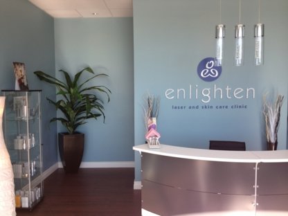 Enlighten Laser and Skin Care Clinic - Hair Removal - 289-851-9999