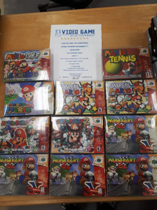 Video Game Vault - Video Game Stores - 705-812-0664