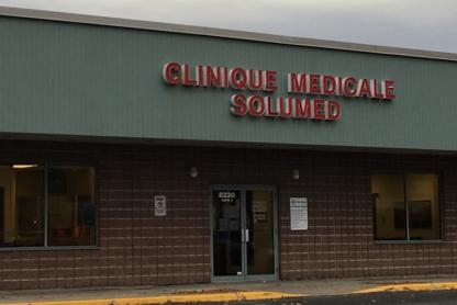 Polyclinique Medicale Solumed - Cliniques médicales - 450-466-7264