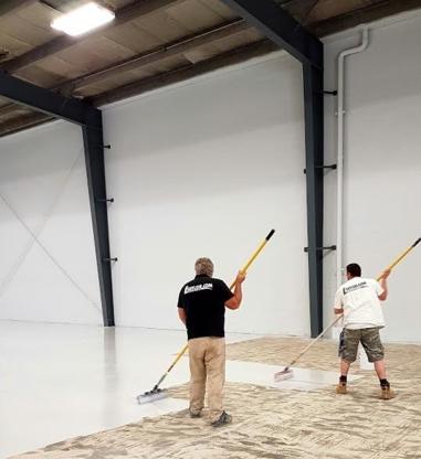 Seamless Epoxy Flooring - Floor Refinishing, Laying & Resurfacing - 780-802-8661
