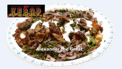 The Kebap - Restaurants - 250-758-3650