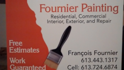 Fournier Painting And Repair - Painters