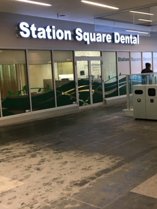 View Station Square Dental Centre's Vancouver profile