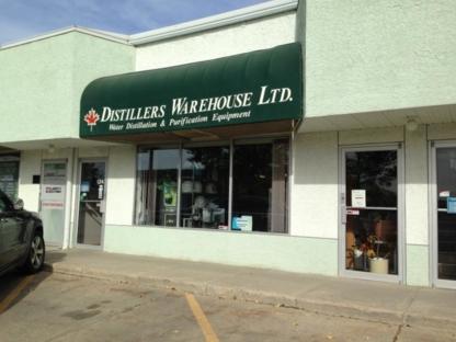 Distiller Warehouse Ltd - Service et équipement de traitement des eaux