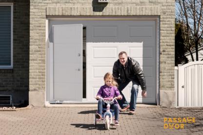 MIR Portes De Garage - Portes de garage - 450-662-3667