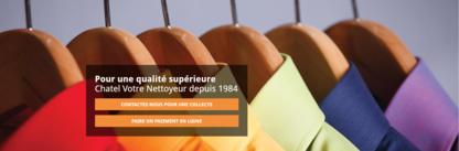 Chatel Votre Nettoyeur - Dry Cleaners - 450-678-6145