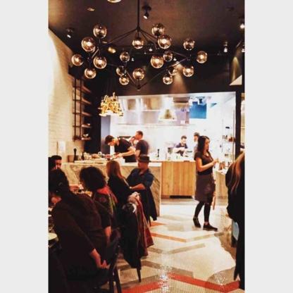 Ufficio - Restaurants - 416-535-8888
