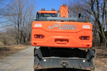 Kelly Excavating & Utilities - Excavation Contractors