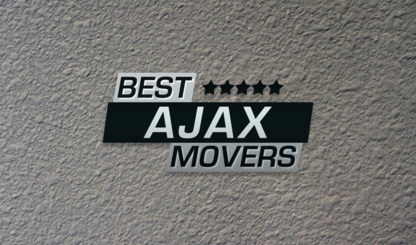 Best Ajax Movers - Heavy Hauling Movers - 289-275-0689