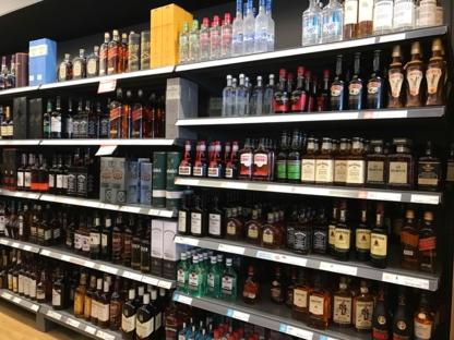 SAQ - Boutiques de boissons alcoolisées - 514-365-2752