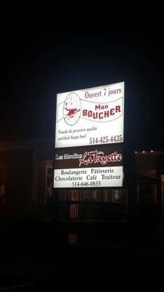 Mon Boucher - Gourmet Food Shops
