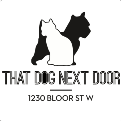 That Dog Next Door - Pet Food & Supply Stores - 416-533-8363