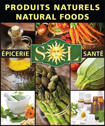 SOL Natural Foods - Health Food Stores - 819-684-0512
