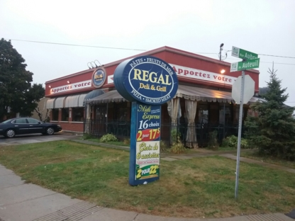 Restaurant Regal Delie & Grill - Pizza et pizzérias - 450-676-9641
