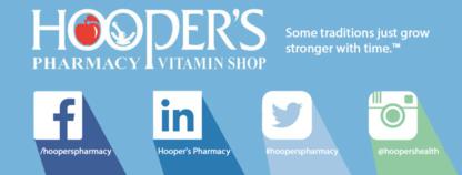 Hooper's Vitamin Shop - Vitamins & Food Supplements - 905-337-8522