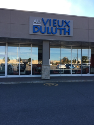 Vieux Duluth Express - Greek Restaurants - 418-648-1119