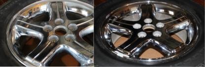 The Auto Spa Executive Mobile Detailing - Entretien intérieur et extérieur d'auto