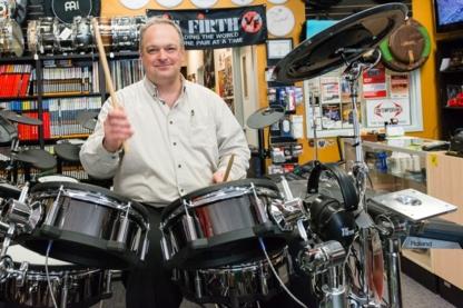 Drumland Inc - Musical Instrument Stores - 905-856-2135