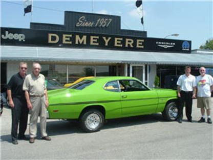 Demeyere Chrysler Ltd - Car Repair & Service