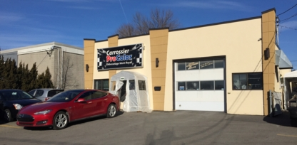 Débosselage Mont-Royal - Auto Body Repair & Painting Shops