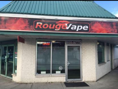 Rouge Vape Alonzo - Magasins d'articles pour fumeurs