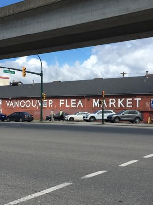 The Vancouver Flea Market - Tourist Attractions - 604-685-0666