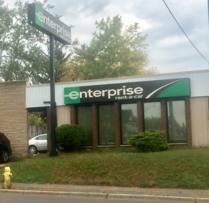 View Enterprise Rent-A-Car's Pickering profile