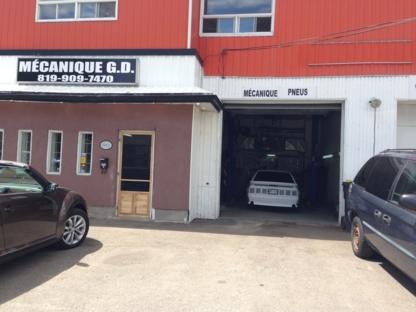 Mécanique G D - Auto Repair Garages