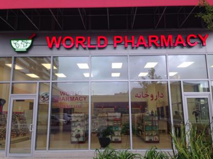 World Pharmacy - Pharmacies - 905-597-5150