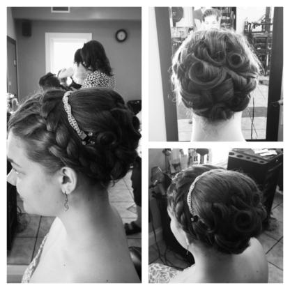 Jenette d'Entremont Hair & Nail Design - Hair Salons - 902-718-9593