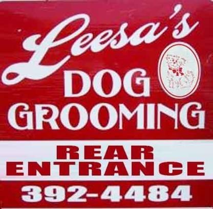 View Leesa's Dog Grooming's Belleville profile