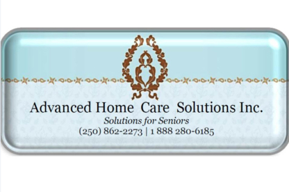Advanced Home Care Solutions Inc - Home Health Care Service