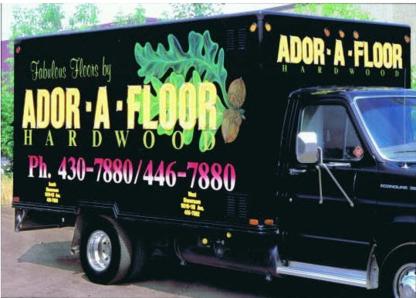 Ador-A-Floor Hardwood - Floor Refinishing, Laying & Resurfacing