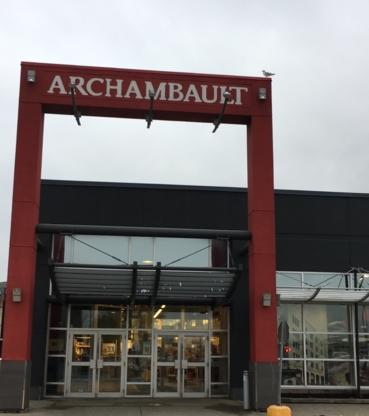 Archambault - Book Stores - 450-671-0801