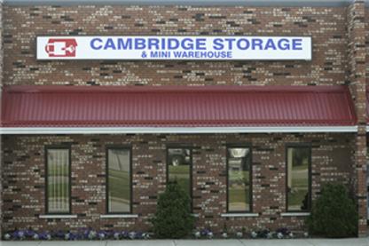 Cambridge Storage & Mini Warehouse - Self-Storage