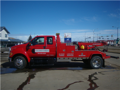 Collision Towing - Vehicle Towing