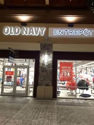 Old Navy St 6796 - Women's Clothing Stores - 450-420-5546